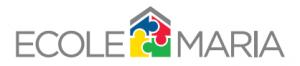 Logo école Maria Agadir Collège Lycée