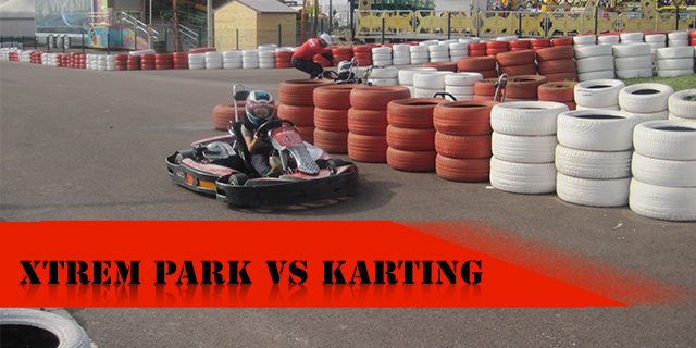 Xtrem Park Vs Karting